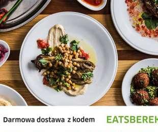 Darmowa dostawa z UBER eats!