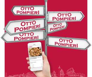 Wszystkie drogi prowadzą do… Otto Pompieri!
